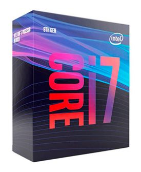 Procesador Intel 1151 i7-9700 3 GHz 12MB