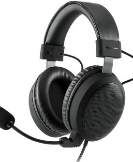 Auriculares Gaming Sharkoon B1 Negro